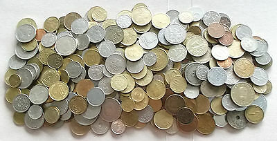 WORLD / FOREIGN - 1.8Kg of Mixed World Coins - 1800g Job Lot  - No British (L34)
