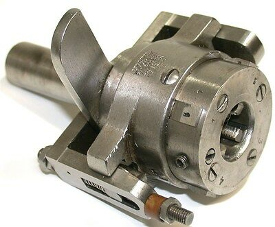H&G THREADING DIE HEAD STYLE D SIZE 7/1C w/ CHASERS