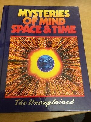 Mysteries of Mind - Space & Time - The Unexplained - Volume 6 (Hardback)
