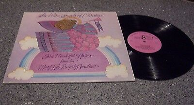 """Mary Kay """"The Warm Sounds of Christmas"""" LP BOB PIPER, ASSOCIATE SINGERS"""