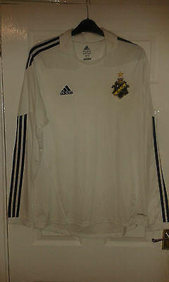 Mens Football Shirt - AIK Stockholm Fotboll - Adidas Away 2010 RARE Long Sleeve