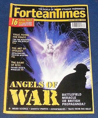 Fortean Times Ft170 May 2003 - Angels Of War