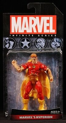 "2014 Hasbro Marvel Universe Infinite Series Marvel's Hyperion 3 3/4"" Figure Moc"