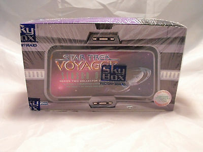 Star Trek Voyager Season 1 Series 2 Complete Sealed Box