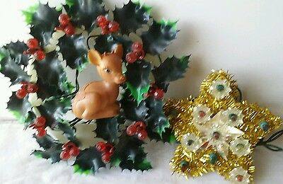 Vintage Holiday Tree Topper Decoration
