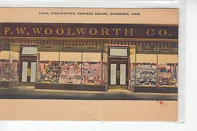 FW Woolworth's at Harvard Square Cambridge MA