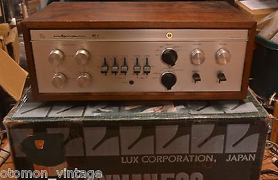 Luxman vintage CL-35 MkII preamp with phono stage with box * Ex RARE !!!