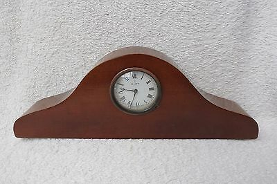 Small Antique/vintage Hac 8 Day Clock For Spares Or Repair