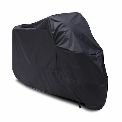XXL Waterproof Outdoor Motorcycle Motorbike Cruiser Scooter Motor Bike Cover AU