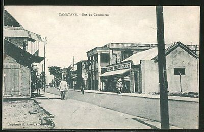 formidable CPA Tamatave, Rue du Commerce