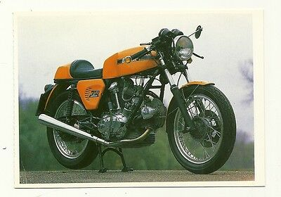 Ducati 750 Sport Motor Cycle - a larger format, photographic postcard