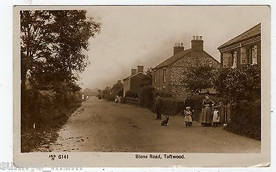 Norfolk, Toftwood, Stone Road, 1912, Rp