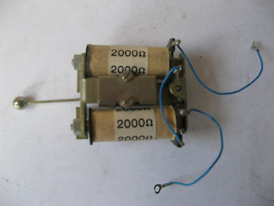 G.p.o./b.t. 700 Series 4000 Ohm Bell