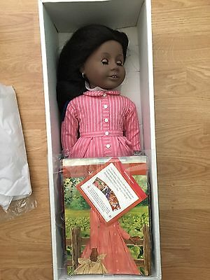 NIB American Girl Doll Addy 2007 Never Taken Out Of Box Beautiful