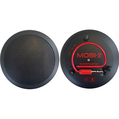 Mobiler Bluetooth Lautsprecher MOBI-2 Mini Musikbox Player Saunalautsprecher