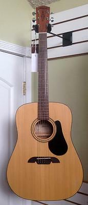 Alvarez RD-12 Regent Series Dreadnought Acoustic Guitar w/ Hard Shell Case