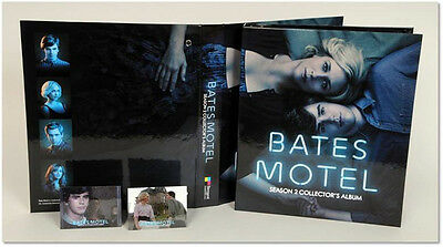 Bates Motel Season 2 ~ OFFICIAL COLLECTOR'S BINDER/ALBUM (Breygent)