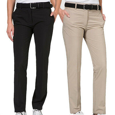 2016 J.Lindeberg Ladies Kay Micro Stretch Golf Pants NEW