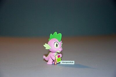 My Little Pony Vinyl Figures Funko Mystery Minis Series 4 Spike