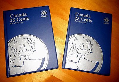 1911-2016 Canada SILVER 25¢ SET – Canadian Quarters Collection – 25 CENTS Set!