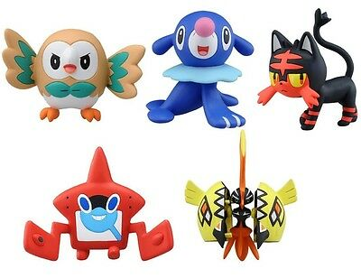 Pokemon Monsters Collection EX Departure set Takara Tomy from Japan New