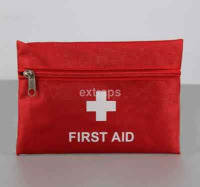 Waterproof Outdoor Camping Hiking Survival Travel Emergency First Aid Kit Bag