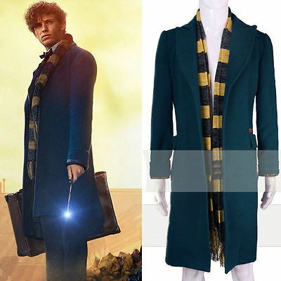 Fantastic Beasts and Where to Find Them Newt Scamander Scarf Only Cosplay Props