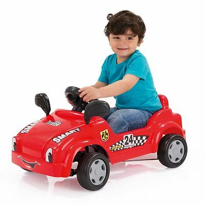 Dolu Childrens Kids Smart Auto Pedal Operated Sports Car - Red
