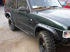 Raptor 4x4 Wheel Arch Kit +5cm Land Rover Discovery 2 TD5 External Accessory