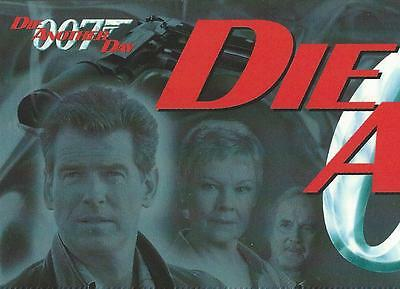 James Bond Die Another Day Card Set (90 cards)