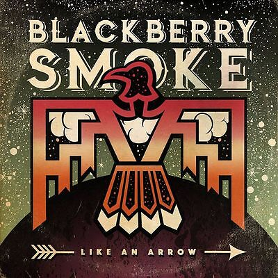 Blackberry Smoke Like An Arrow New Sealed Double Vinyl Lp In Stock