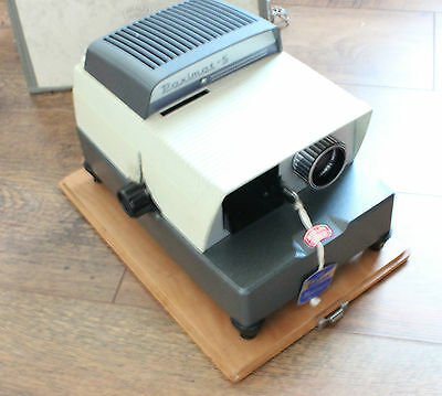 Early Braun Paximat-S Slide Projector Made In Germany