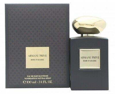 Giorgio Armani Armani Prive Rose D'arabie Eau De Parfum 100Ml Spray. New