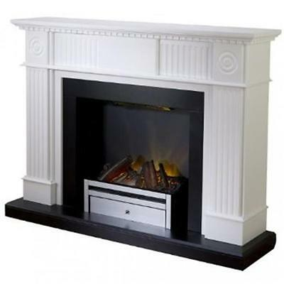 Adam Fires & Fireplaces 3042 Adam Ashton Electric Fireplace Mantel Package