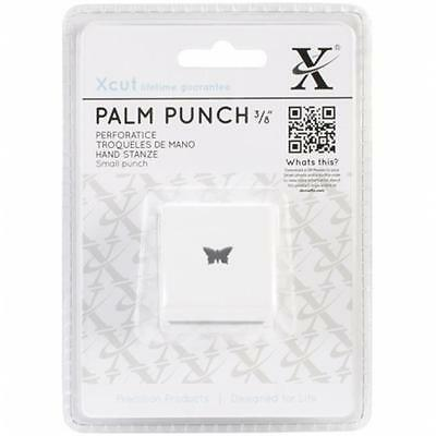 docrafts XC261605 Xcut Small Palm Punch-Pointed Butterfly, .375''