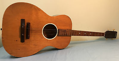 Vintage Baron Tenor Guitar PROJECT