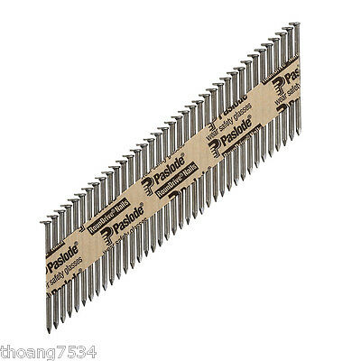 """Paslode 2 3/8"""" x .113"""" Brite SMOOTH SHANK Round Drive Framing Nails 5000 COUNT"""