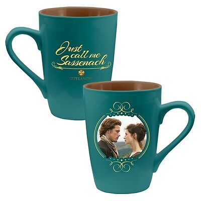 Outlander (TV Series) 12 oz Ceramic Coffee Mug (Dishwasher & Microwave Safe)