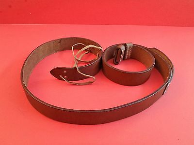 British Colonial Enfield P-1853 Rifle & P-1864 Snider Rifle Brown Leather Sling