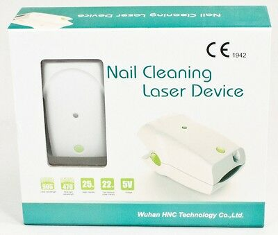 HNC Home Nail Cleaner Fungus Laser Treatment Device Toe Nail Painless Ships Free