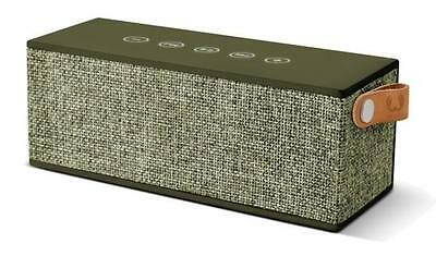 Fresh'n Rebel Rockbox Brick Fabriq Enceinte Bluetooth A