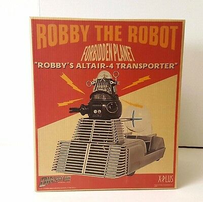Robby the Robot,Altair-4 Forbidden Planet,Lost in Space