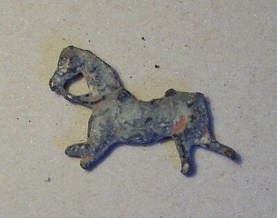 Small pewter Toy Horse 17th/18th Century Metal Detecting Find nr.3