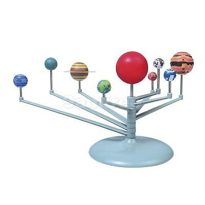 Kids DIY Solar System Planetarium Model Toys Astronomy Planets Learning Toy