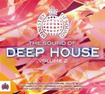 Various Artists-The Sound of Deep House 2  CD NEW