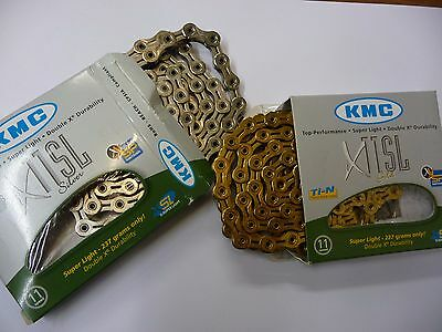 KMC X11SL Bicycle chain 237g 11 Speed SUPER LIGHT Road MTB Mountain Bike X11-SL