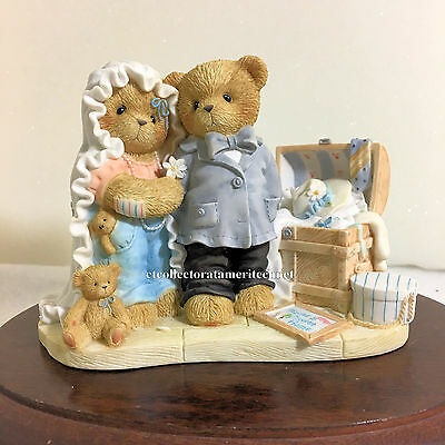 Cherished Teddies Today Is The Day We've Been Dreaming Of  2005 NIB