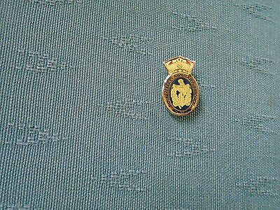 The Royal Fleet Auxiliary Service - Metal Pin Badge