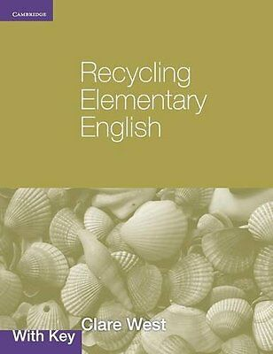 Recycling Elementary English with Key (Georgian Press), West, Clare, Very Good c