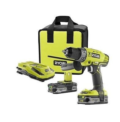 ONE+ 18-Volt Lithium-Ion Cordless Hammer Drill/Driver Combo Kit